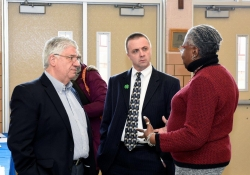 March 15, 2018: Senator Fontana and Representative Dan Deasy hosted a Job Fair last week in Beechview. More than 40 organizations participated, meeting with job seekers.