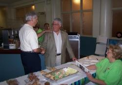 June 21, 2014: Senator Fontana visited Marion Manor on Saturday, June 21st