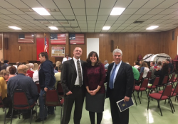 April 20, 2017: Senator Fontana, Representative Dan Deasy and Representative Anita Kulik hosted a Town Hall meeting at the McKees Rocks VFW to discuss the heroin and opioid abuse crisis.