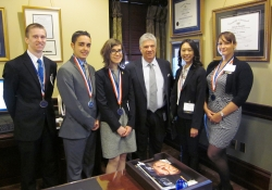 April 5, 2016 was the Pennsylvania Commission for Community College Lobby Day