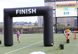 FontanaFest Fun Run/Walk :: August 19, 2017