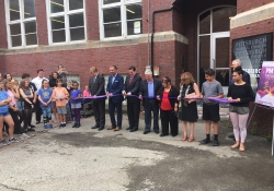 June 27, 2018: Senator Fontana participated in a ribbon cutting ceremony at Pittsburgh Musical Theater in the West End on June 27 as they unveiled their new entryway and accessible classroom.