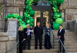 April 27, 2019: Senator Fontana participated in the grand opening ceremony for the Children's Museum of Pittsburgh's new MuseumLab at their location on the Northside