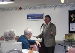 September 26, 2012: Brighton Heights Senior Center Visit