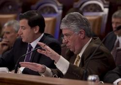 February 23, 2012 :: Budget Hearings