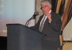 May 4, 2012: Senator Fontana speaks at the Homeless Children's Education Fund Summit