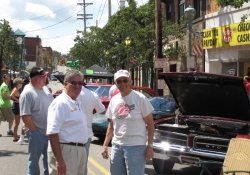 August 18, 2012: 4th Annual Cruisin' on the Hilltop