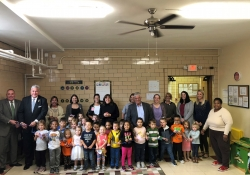 October 5, 2018: Senator Fontana attended a ribbon-cutting ceremony at the Red Balloon Early Learning Center