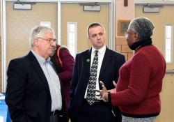 March 15, 2018: Senator Fontana and Representative Dan Deasy hosted a Job Fair last week in Beechview.More than 40 organizations participated, meeting with job seekers.