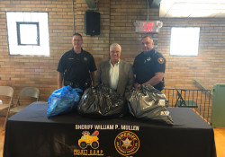 September 5, 2019: Senator Fontana hosts his annual Senior Fair on Sept. 5 at the Dormont Recreation Center! During the three-hour event, 117 people had their photos taken for their new Senior ConnectCard, 72 attendees got their Flu Shot, more than 90 pounds of unwanted medications were properly disposed of thanks to Allegheny Sheriff's Project D.U.M.P. and 20 people were certified for a Medical Marijuana Card.