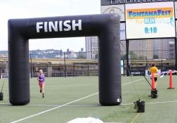 FontanaFest Fun Run/Walk :: August 19, 2017