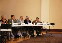 Senator Fontana participated in a Joint Senate and House Democratic Policy Committee Hearing on the Impact of Neighborhood Blight and Revitalization, August 4 at Hosanna House in Wilkinsburg.