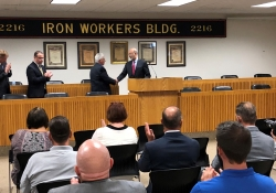 Ironworkers Local 3 Training Center Tour :: August 10, 2018