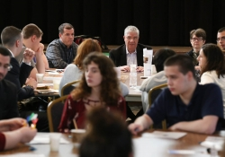 March 15, 2019: Senator Fontana participated in a Disability & Mental Health Summit hosted by Rep. Dan Miller on March 15. The three-day Summit closed with a legislative panel discussion centered around state policies and legislative initiatives that would increase independence and opportunities for everyone.