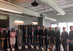 July 17, 2019: Senator Fontana participated in a press conference on July 17 announcing the construction of the AHN Montour Health & Sports Medicine Center in Coraopolis. The state-of-the-art health and sports complex will provide endless opportunity to grow the sport of soccer while providing medical facilities on-site.