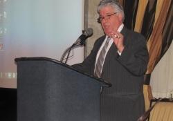 May 4, 2012: Senator Fontana speaks at the Homeless Children's Education Fund Summit