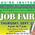 Job Fair - September 27, 2018