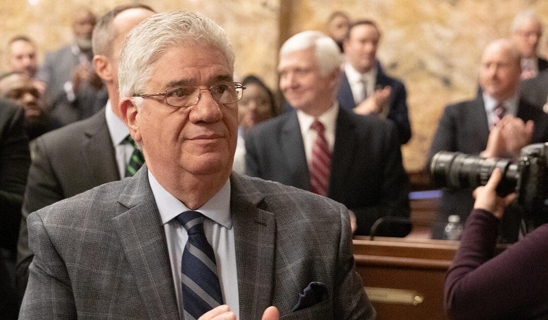Senator Wayne Fontana