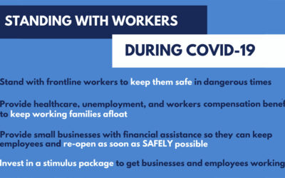 PA Senate Democrats Urge Action on Legislation for Working Families, Pledge to Oppose Partisan COVID Task Force