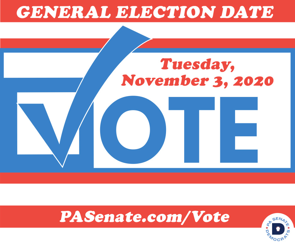 General Election Day - Nov 3
